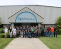 <p>On July 12th, students in the Summer Advanced Manufacturing and Engineering (SAME) program toured Optimax</p>