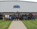 <p>On July 12th, students in the Summer Advanced Manufacturing and Engineering (SAME) program toured OptiPro Systems</p>