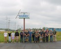<p>On July 12th, students in the Summer Advanced Manufacturing and Engineering (SAME) program toured Harbec</p>