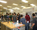 <p>The Wayne-Finger Lakes BOCES, Finger Lakes Advanced Manufacturers' Enterprises (FAME) and Monroe Community College (MCC) partnered in July to provide 8th, 9th and 10th graders, the opportunity to experience first-hand advanced manufacturing skills while earning free college credits through MCC. </p>