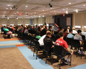 <p>On Friday, July 26th a reception for SAME students was held at The Conference Center in Newark. SAME students from both FLTCC and WTCC were recognized for their accomplishment.</p>