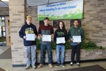 <p>The following students have earned Quarterly Quality Student (QQS) awards at the Wayne Technical and Career Center (WTCC) in the second quarter. Students have been recognized by their instructors for demonstrating exceptional skills in the following areas: Communication Skills, Personal and Workplace Behaviors, Quality Process Skills, and Specific Technical and Career Skills. </p>