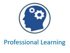Head with gears Professional Learning logo