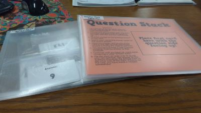 Teaching Link: Question Stacks in Math Class