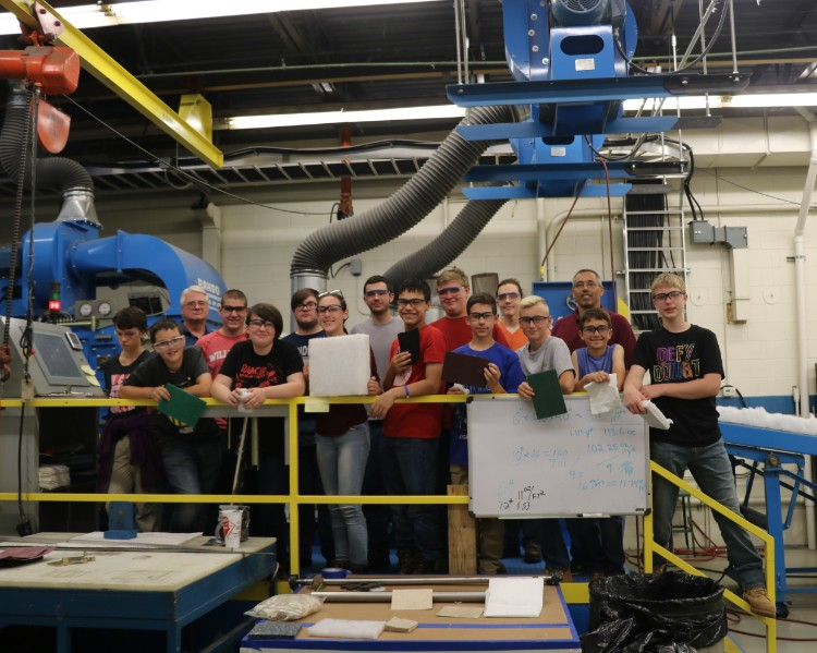 Summer Advanced Manufacturing and Engineering (SAME) Program